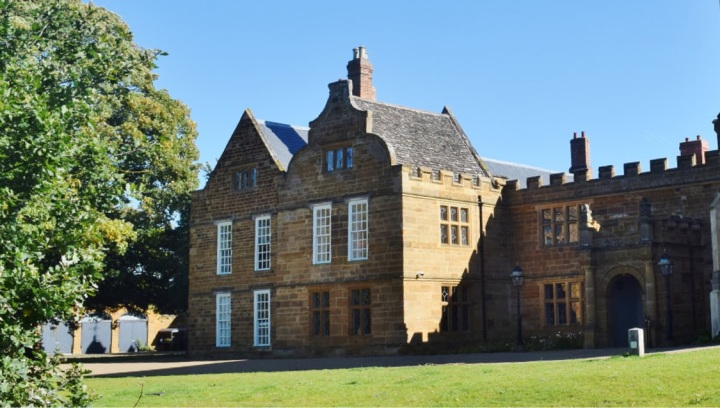 Delapre Abbey Hosts Our First Ever Baby and Toddler Fair