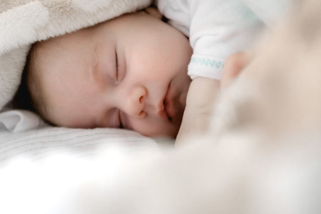 Sleep is so precious to parents and babies