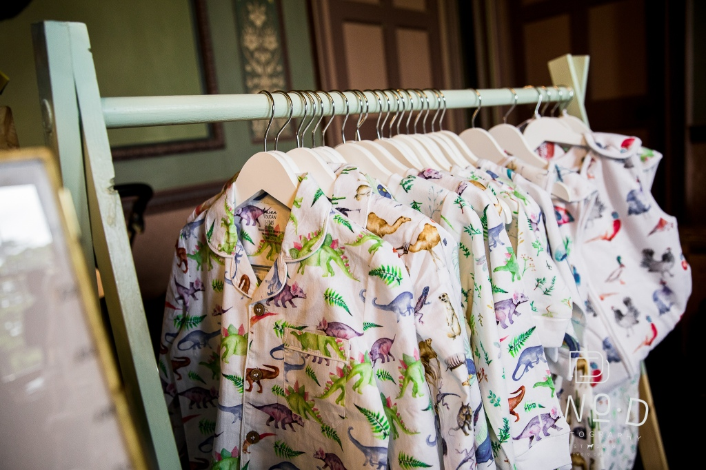 Gorgeous pyjamas from Toucan Toucan