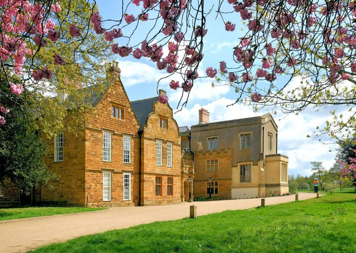 Why We Love Delapre Abbey